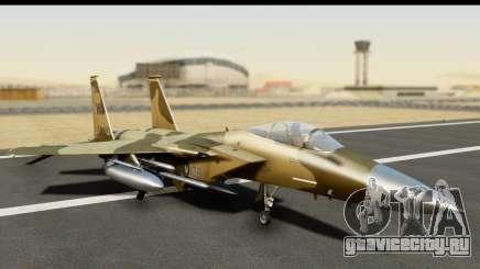F-15C Eagle Desert Aggressor для GTA San Andreas