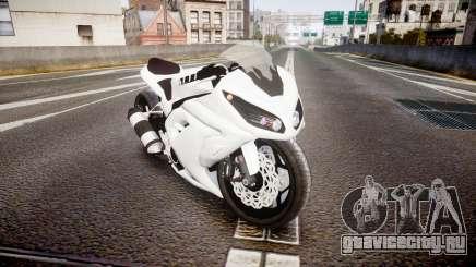 Kawasaki Ninja 250R Tuning для GTA 4