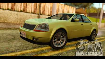 GTA 4 Presidente для GTA San Andreas