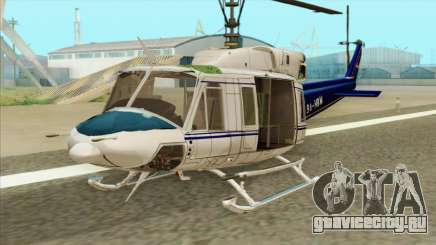 Agusta-Bell AB-212 Croatian Police для GTA San Andreas