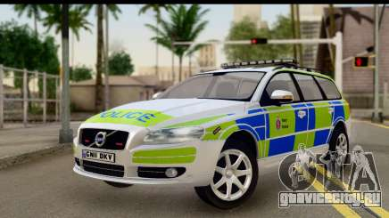 Volvo V70 Kent Police для GTA San Andreas
