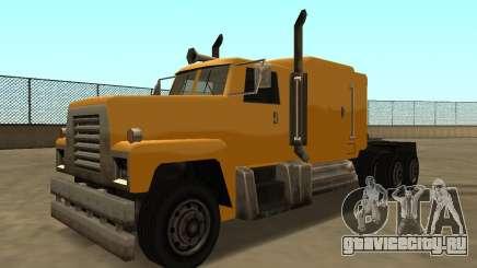 PS2 Tanker для GTA San Andreas