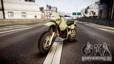Dirt Bike для GTA 4