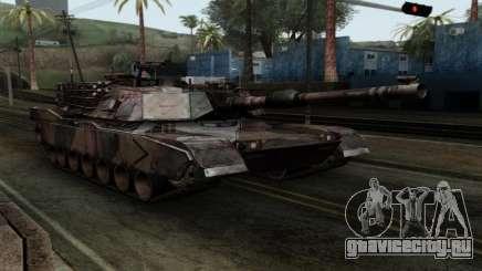 M1A2 Abrams Autumn Camo для GTA San Andreas