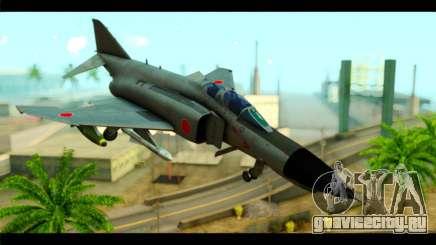 Mitsubishi F-4J JASDF для GTA San Andreas