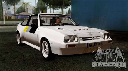 Opel Manta 400 v2 для GTA San Andreas