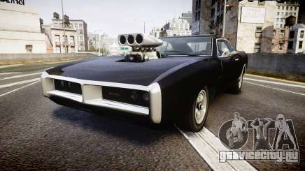 Imponte Dukes Fast and Furious Style для GTA 4
