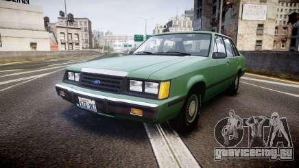 Ford LTD LX 1985 v1.6 для GTA 4