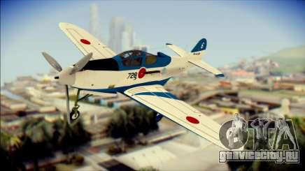 P-39N Airacobra JASDF Blue Impulse для GTA San Andreas