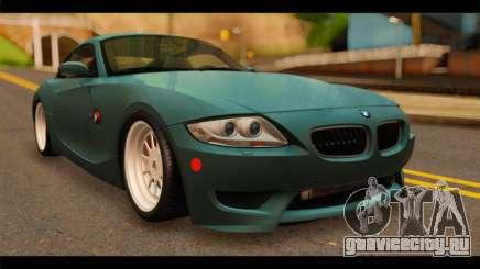 BMW Z4M Coupe для GTA San Andreas