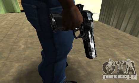 Field Tested Deagle для GTA San Andreas