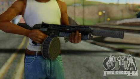 Assault Shotgun GTA 5 v2 для GTA San Andreas третий скриншот