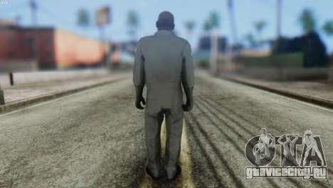 Pilot Skin from GTA 5 для GTA San Andreas второй скриншот