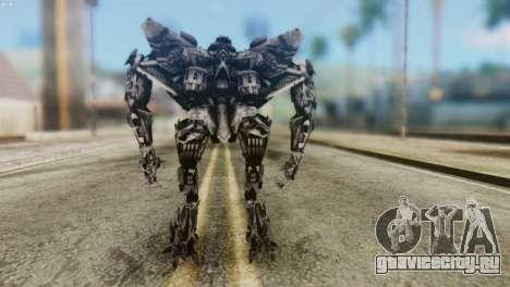 Starscream Skin from Transformers v2 для GTA San Andreas третий скриншот
