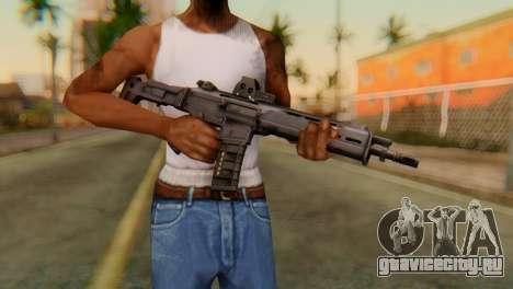 Magpul Masada v4 для GTA San Andreas третий скриншот