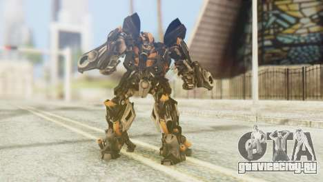 Bumblebee Skin from Transformers v1 для GTA San Andreas