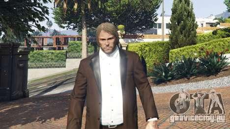 John Marston для GTA 5