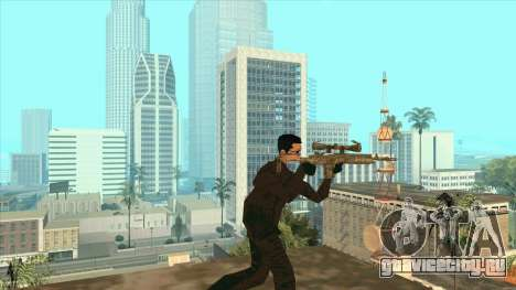 Вузи Му для GTA San Andreas четвёртый скриншот