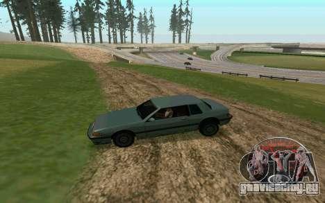Спидометр Лада для GTA San Andreas третий скриншот