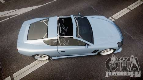 Dewbauchee Super GT Tuning для GTA 4 вид справа
