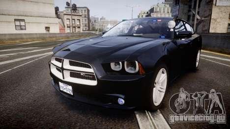 Dodge Charger SWAT Tactical Unit [ELS] rbl для GTA 4