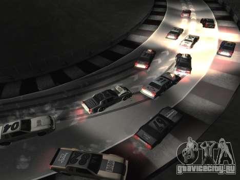 Новые текстуры трека 8-Track для GTA San Andreas четвёртый скриншот