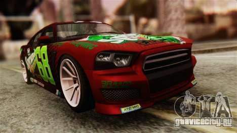 GTA 5 Bravado Buffalo Sprunk HQLM для GTA San Andreas