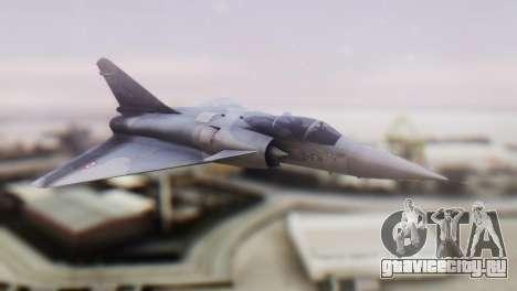 Dassault Mirage 4000 French Air Force для GTA San Andreas