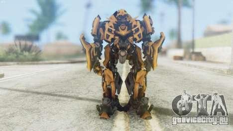 Bumblebee Skin from Transformers v2 для GTA San Andreas второй скриншот