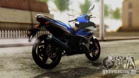 Yamaha MX KING 150 для GTA San Andreas вид слева