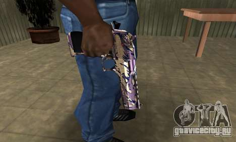 Good Look Like Deagle для GTA San Andreas второй скриншот