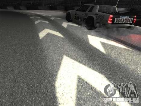 Новые текстуры трека 8-Track для GTA San Andreas третий скриншот