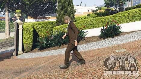 John Marston для GTA 5 третий скриншот
