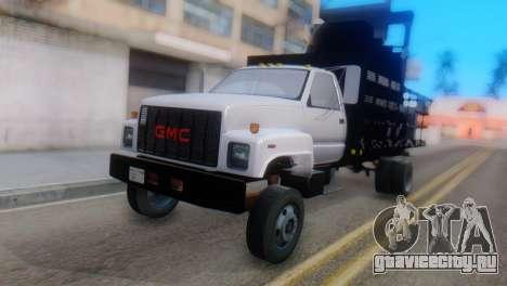 GMC Top Kick 88-95 для GTA San Andreas