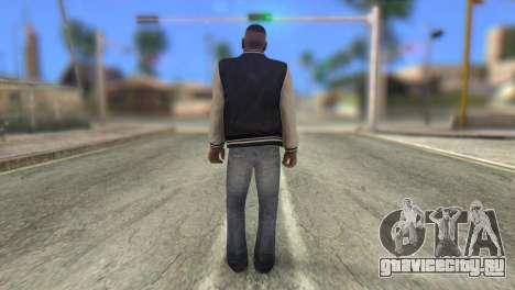 Luis Lopez Skin v5 для GTA San Andreas второй скриншот