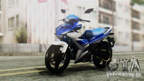 Yamaha MX KING 150 для GTA San Andreas