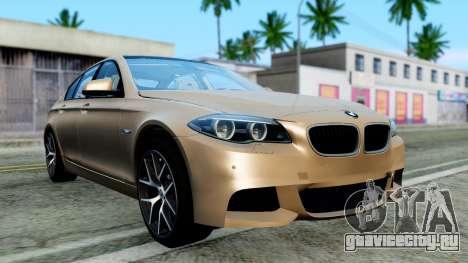 BMW M550d для GTA San Andreas