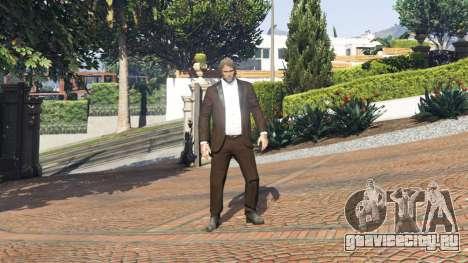 John Marston для GTA 5 второй скриншот