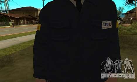 FBI HD для GTA San Andreas второй скриншот
