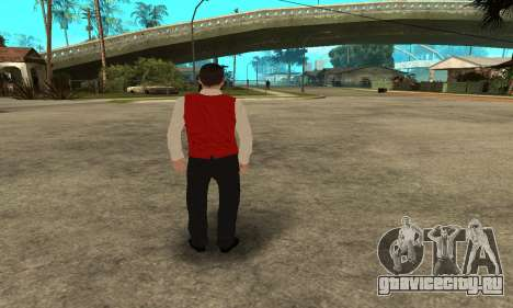 Casino Skin для GTA San Andreas четвёртый скриншот