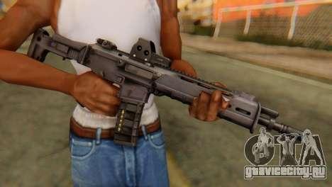 Magpul Masada v3 для GTA San Andreas третий скриншот
