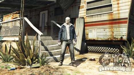 Призрак Тревор для GTA 5 второй скриншот