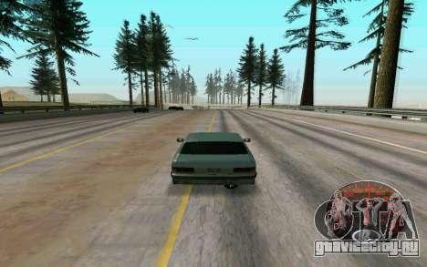 Спидометр Лада для GTA San Andreas