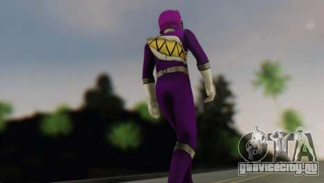 Power Rangers Skin 6 для GTA San Andreas второй скриншот
