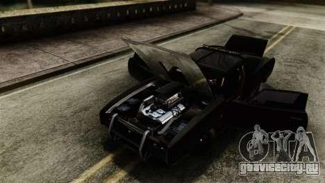 GTA 5 Imponte Dukes ODeath IVF для GTA San Andreas вид сзади