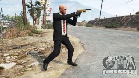 Хитмэн - Агент 47 для GTA 5