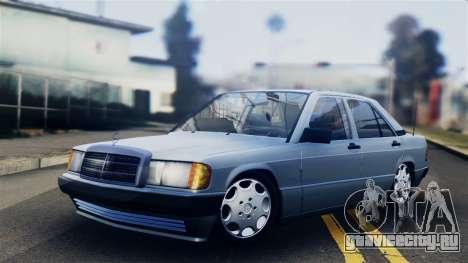 Mercedes-Benz 190E (W201) для GTA San Andreas