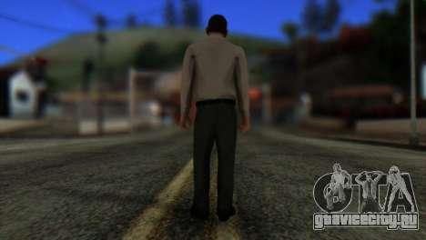 GTA 5 Skin 7 для GTA San Andreas второй скриншот