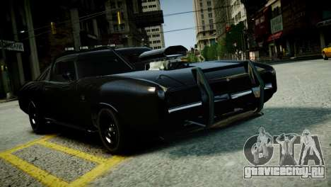 Imponte Dukes O Death from GTA 5 для GTA 4