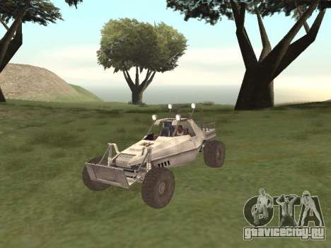 Buggy from Just Cause для GTA San Andreas